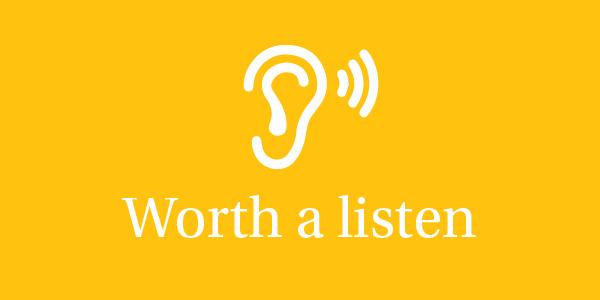Worth a listen