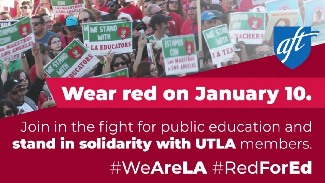 UTLA_wear_red_Twitter