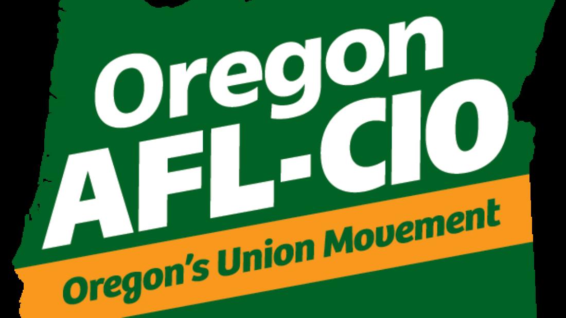 Oregon AFL-CIO Logo
